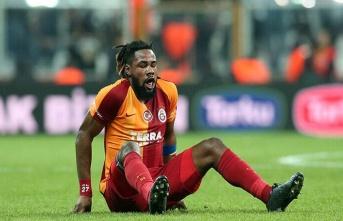 Galatasaray açıkladı; Luyindama ameliyat olacak