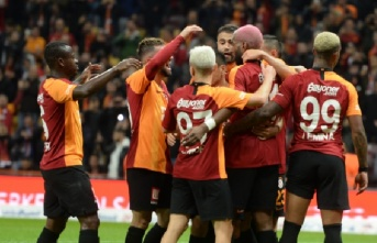 Galatasaray-Başakşehir! Muhtemel 11'ler