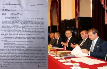 Galatasaray'da erken seçim yok! İşte mahkeme tutanakları...