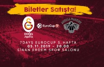 Galatasaray Doğa Sigorta - Dolomiti Energia Trento...
