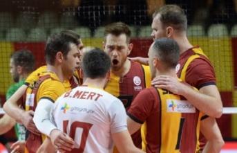 Galatasaray HDI Sigorta 3-1 Bursa Büyükşehir Belediye