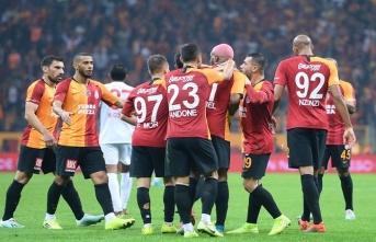 Galatasaray-Rizespor! Muhtemel 11'ler