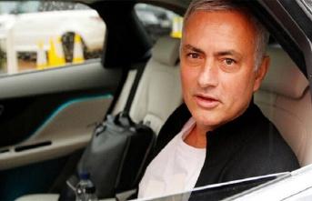 Jose Mourinho, Tottenham'ın teknik direktörü...