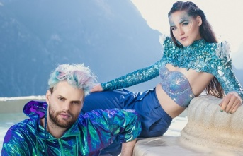 Jungle pop ikilisi ikinci kez Zorlu PSM'de