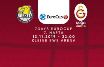 Maça Doğru | EWE Baskets Oldenburg - Galatasaray...