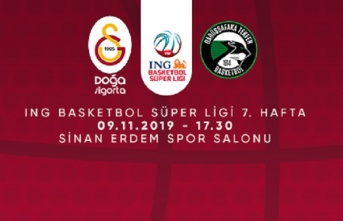 Maça Doğru | Galatasaray Doğa Sigorta - Darüşşafaka...