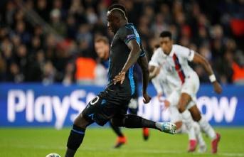 Mbaye Diagne'den bir skandal daha! Takım arkadaşlarıyla...