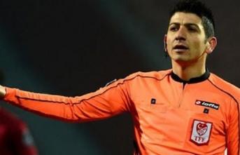 Medipol Başakşehir maçının hakemi Yaşar Kemal...
