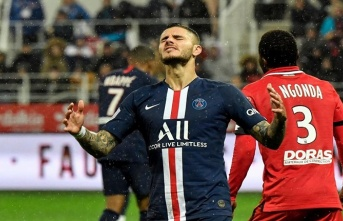 PSG'ye Dijon darbesi! 2-1