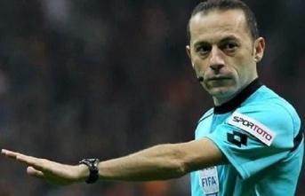 Süper Lig 11. hafta maçlarını yönetecek hakemler...