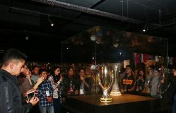 Türk Telekom Stadyumu genç misafirlerini ağırladı