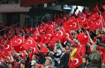 Türkiye, FIFA dünya sıralamasında 29.'luğa...
