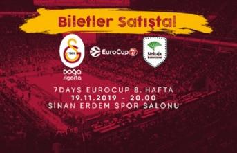 Unicaja Malaga maçı biletleri satışta