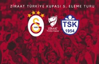 Ziraat Türkiye Kupası 5. Turu'nda rakibimiz...