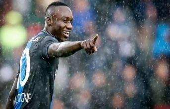 Diagne sürprizi: Önce Galatasaray, sonra Al-Hilal