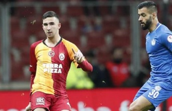 Galatasaray 0 - 2 Tuzlaspor