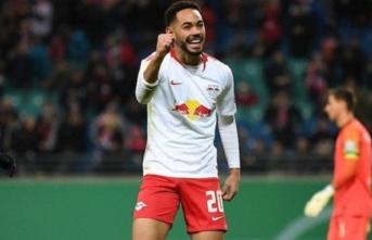 Galatasaray'a Almanya'dan forvet: Matheus...
