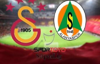 Galatasaray Alanyaspor Muhtemel 11'ler