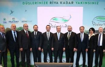 Galatasaray Spor Kulübü ile Emlak Konut GYO arasında...