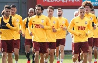 Galatasaray - Tuzlaspor: Muhtemel 11'ler