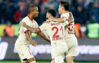 Maç sonucu: Trabzonspor 1-1 Galatasaray