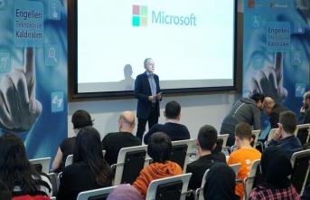 Microsoft teknolojiyle engelleri kaldırıyor