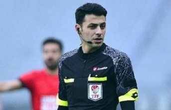 MKE Ankaragücü maçının hakemi Ali Şansalan