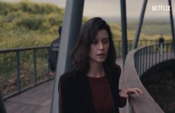 Netflix'in ikinci Türk dizisi Atiye'nin ilk fragmanı yayınlandı