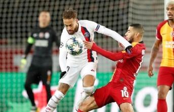 Paris Saint-Germain 5-0 Galatasaray