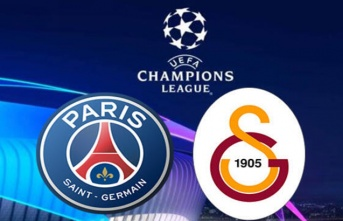 PSG-Galatasaray 11'ler Belli Oldu