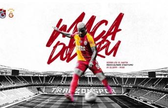 Trabzonspor-Galatasaray Muhtemel 11'ler!