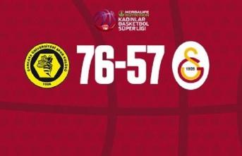Çankaya Üniversitesi 76-57 Galatasaray