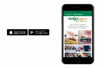 Doğa Sigorta yeni mobil uygulamasını hizmete sundu
