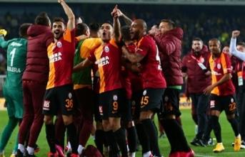 Galatasaray'ın şampiyonluk yürüyüşü hız...