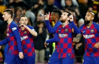 """Barcelona'da maaş krizi: """"Tam istiyoruz"""""""