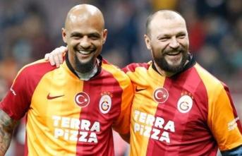 """Felipe Melo: """"Türkiye'de futbol, çok başka bir delilik"""""""