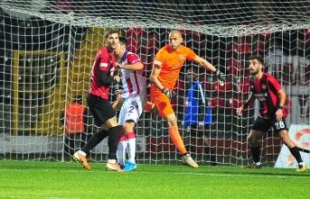 Galatasaray alt yapısından Karagümrük'e