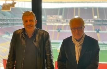 Galatasaray'da Son Gelişmeler! Mustafa Cengiz'den Korona ve Derbi Açıklamaları (Özel Konuklar)