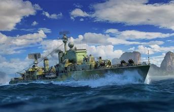 İsveç muhripleri World of Warships'i istila ediyor