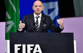 FIFA'dan Tarihi Karar!