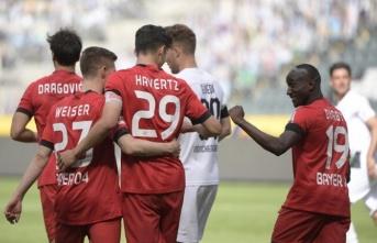 Leverkusen, Kai Havertz ile bir başka!