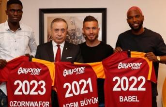 Galatasaray'a Rusya'dan Babel müjdesi