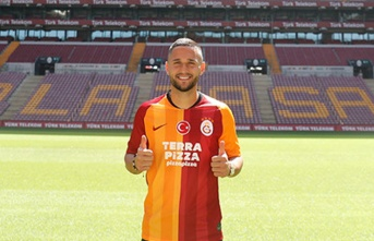 Galatasaray'da Florin Andone Sakatlandı!