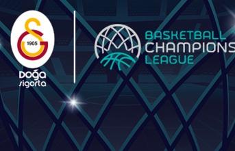 Galatasaray Doğa Sigorta Şampiyonlar Ligi'nde Mücadele Edecek