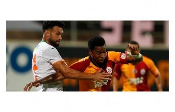 Aytemiz Alanyaspor 4-1 Galatasaray