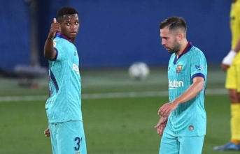 Barcelona 4 golle galibiyet hasretine son verdi