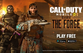 Call of Duty Mobile'ın 8. Sezonu ''The Forge''