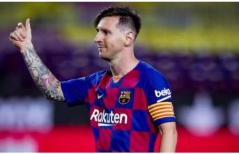 Dünyanın 7. harikası Lionel Messi!