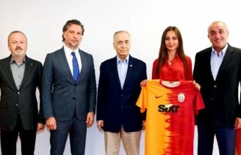 Galatasaray ile SIXT rent a car arasında sponsorluk...