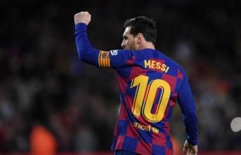 Inter ve Pirelli'den Leo Messi açıklaması